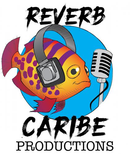 Reverb Caribe Productions Logo